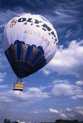 40 years Olympic airways