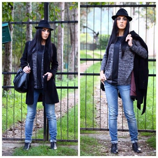 #look #instalook #outfit #instaoutfit #like #instalike #instagood #igaaddicted #instagrammer #followme #igers #tbt #tbm #love #life #black #style #mystyle #afashionthink #moda #instamoda #likeforlike #followforlike #italiangirl #ragazzeitaliane #blogger #londonstyle