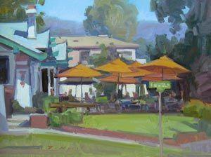 Ken DeWaard - Lunch at the cottage