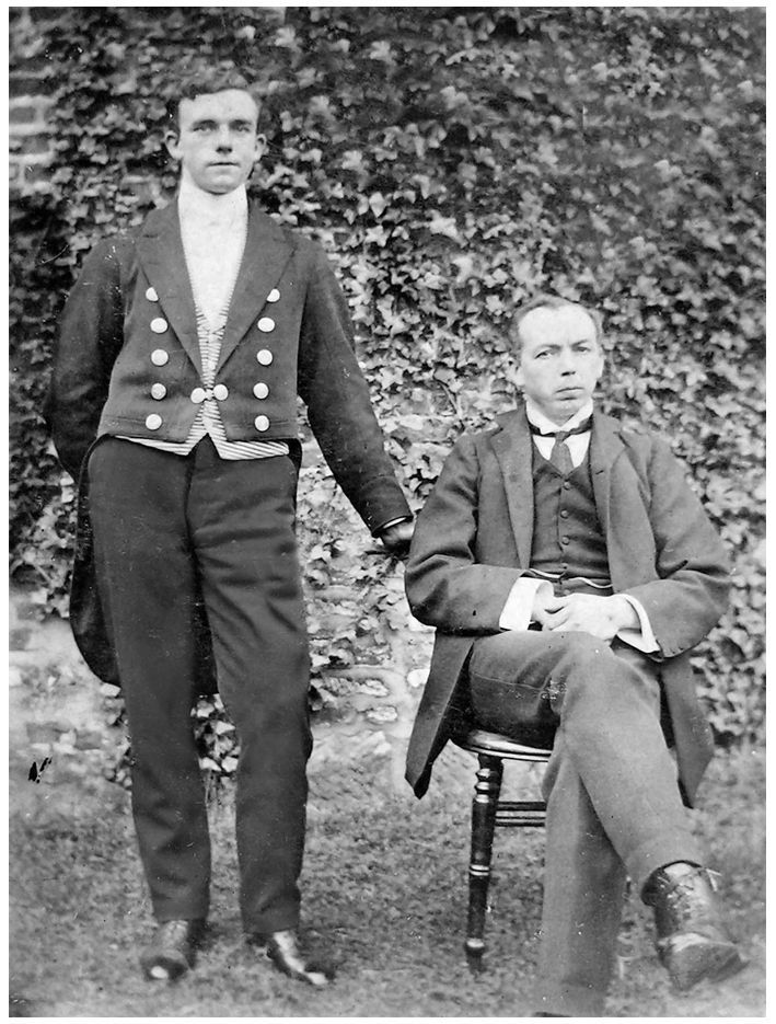 1800s in england male servents - Google Search