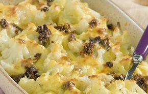 Κουνουπίδι φουρνιστό με κρέμα γιαουρτιού - Συνταγές - Πιάτα ημέρας | γαστρονόμος