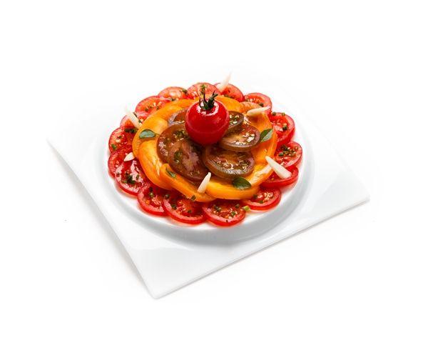 Variation autour de la tomate ©Thierry Caron