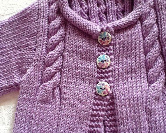 SALE 20% off. Vintage style matinee coat. Little by emilyandevelyn