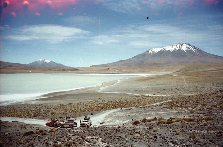 Altiplano Laguna Verde