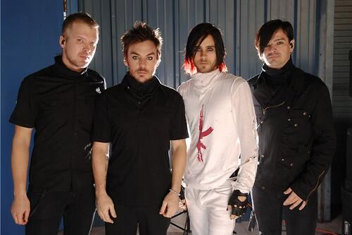 30 Seconds To Mars Suomi