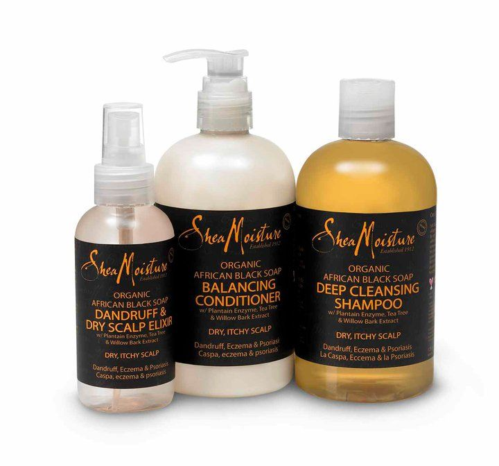 SheaMoisture African Black Soap Body Wash is perfect for helping relieve symptoms of eczema or psoriasis 2