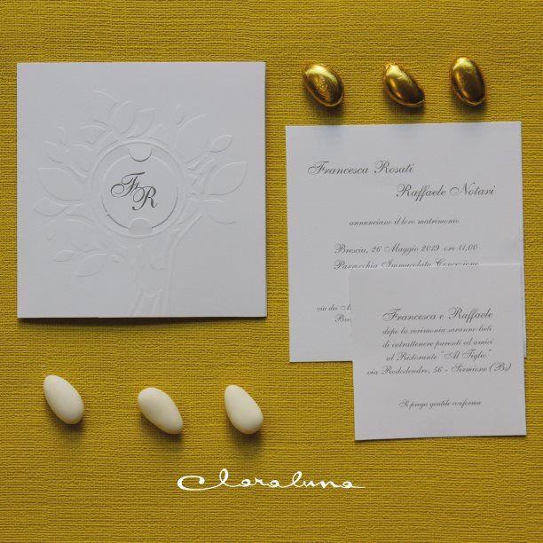 Partecipazioni Matrimonio Lecce.Uno Dei Nostri Modelli Di Partecipazione In Omaggio Gia Stampata
