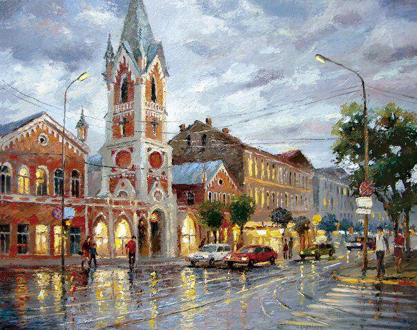 Samara, Russia Дмитрий Спирос