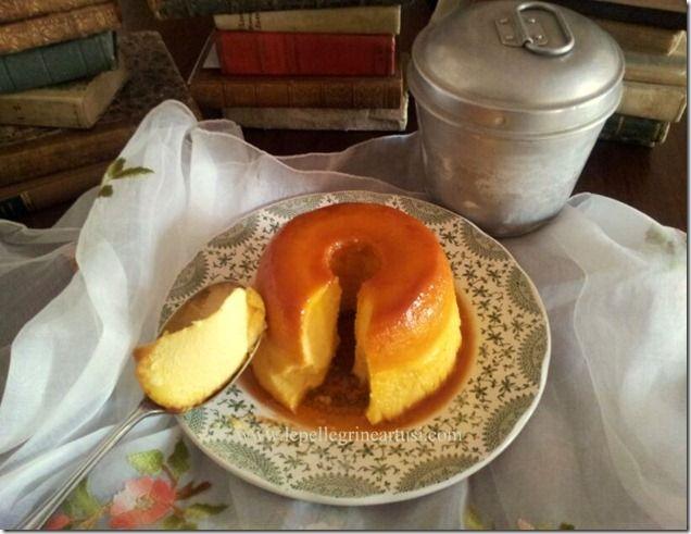 Le pellegrine Artusi: Latte alla portoghese
