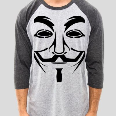 Anon Face Get it at http://novelprints.com/shop?ctype=0&c=1124592 #tshirt #anon #anonymous #apparel