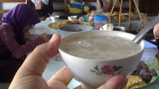 Dawet Jabung, Delicious Beverages from Ponorogo - All About Ponorogo