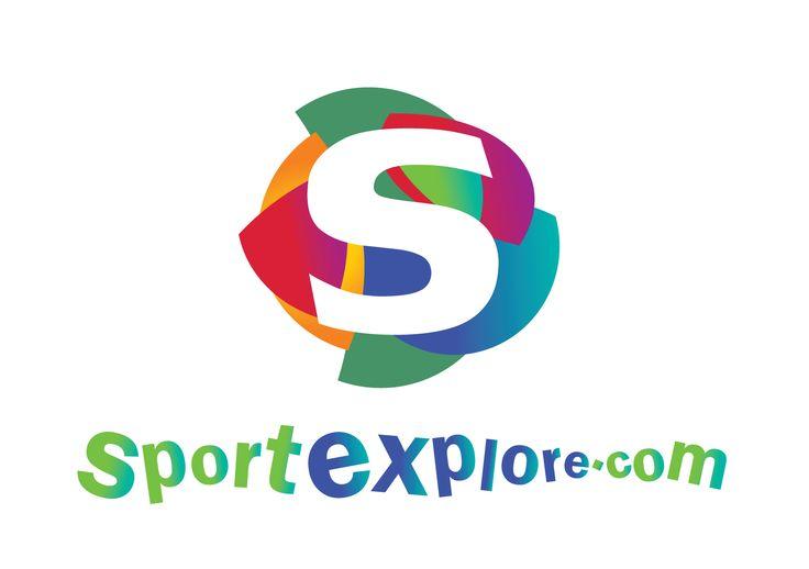 logo for SportExplore.com / design - Victor Calomfir
