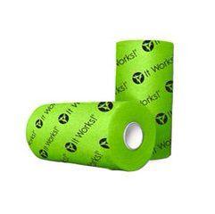 """Le FAB WRAP   Permet de maintenir le WRAP CORPS en place ! Souple, respirant et hypoallergénique, le """"Fab Wrap"""" assure le maintient du WRAP CORPS.  Assure le maintien du WRAP CORPS à votre peau pour de meilleurs résultats Fait d'une mousse hypoallergénique (douceur assurée). 30 mètres de Fab Wrap par rouleau.  Lien  de commande du FAB WRAP:  http://magouneswrap.myitworks.com/fr/shop/product/701/"""