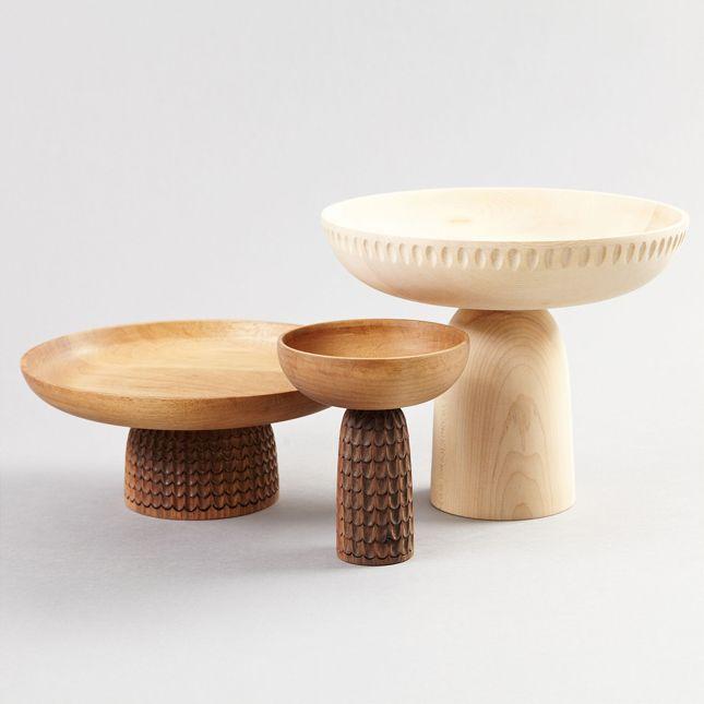 Design Crush: Nera Wooden Bowls