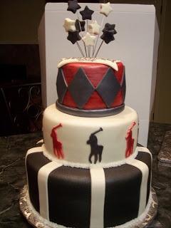 MoniCakes: Ralph Lauren Polo cake