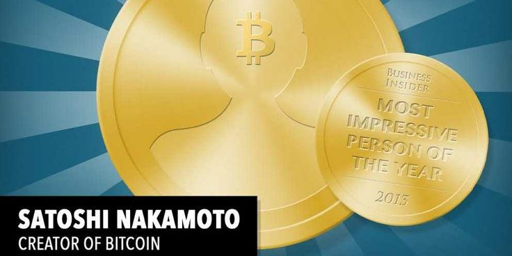 Why Bitcoin Inventor 'Satoshi Nakamoto' Is The Most Impressive Person Of 2013