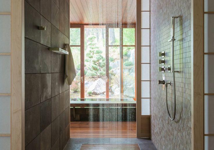 Walk in shower design: Καθημερινή spa εμπειρία Ιδέες για μεγάλα και μικρά μπάνια.