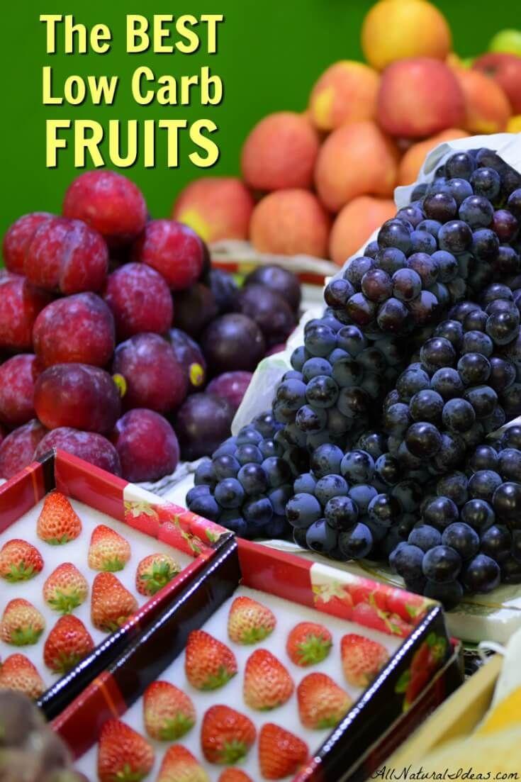 Best Low Carb Fruits List for a Keto Diet Low carb fruit