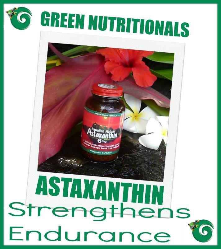 Astaxanthin Strengthens Endurance Roslyn Uttleymoore