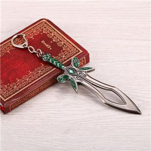 Hot GAME DOTA 2 Keychain Butterfly Alloy Metal Key Rings For Women&Men Chaveiro can Drop-shipping