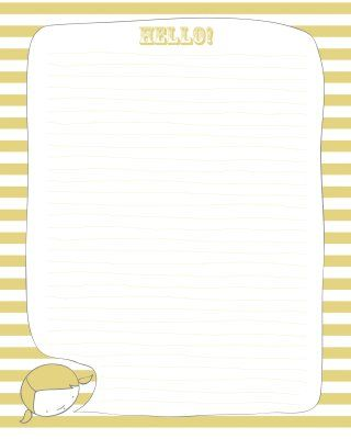 110 best send to shortcut on my computer images on Pinterest - free printable letterhead templates