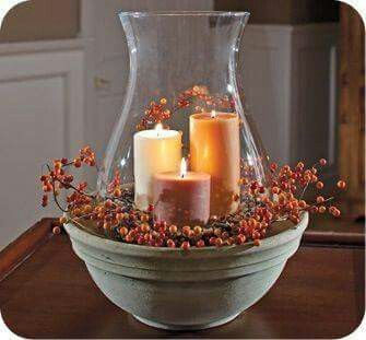 Table top idea for fall