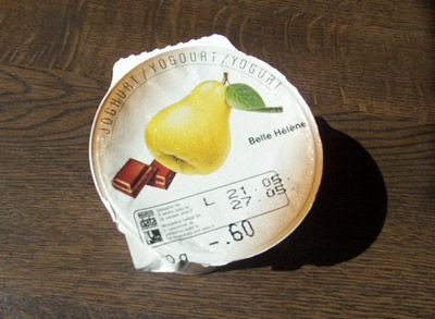 Yogurt Packaging