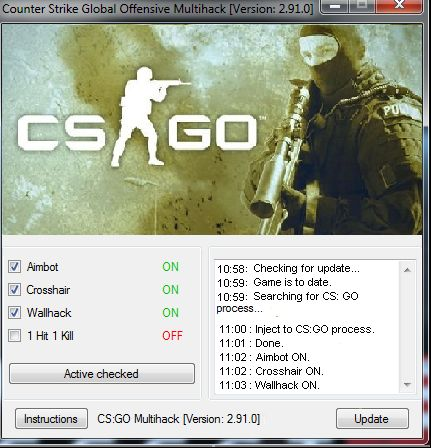 Counter strike global offensive aimbot hack | Counter Strike