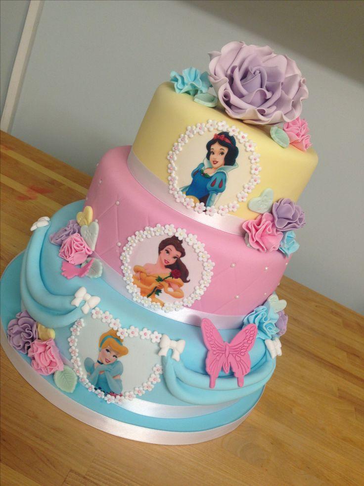 Best 20+ Disney princess cakes ideas on Pinterest Disney ...