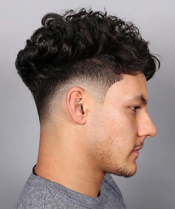 32 Dynamischsten Konischen Haarschnitte Fur Manner In 2020 Taper
