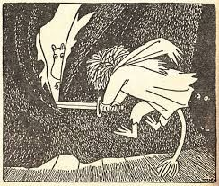 Image result for illustrations by Tove Jansson