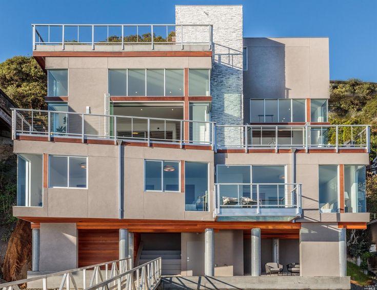2070 Paradise Drive Tiburon Ca 94920 Tiburon Home For Sale Thomas Henthorne Home California Homes House Styles
