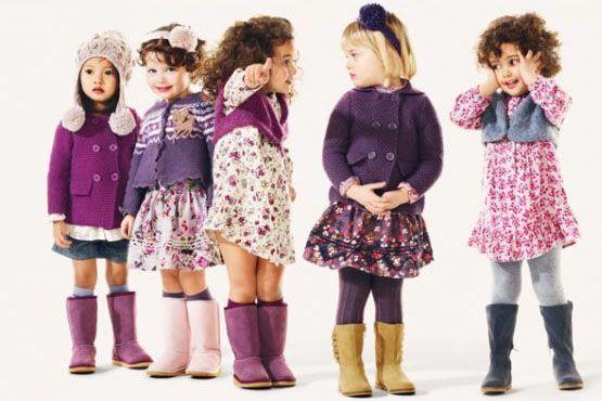 Moda para crianças
