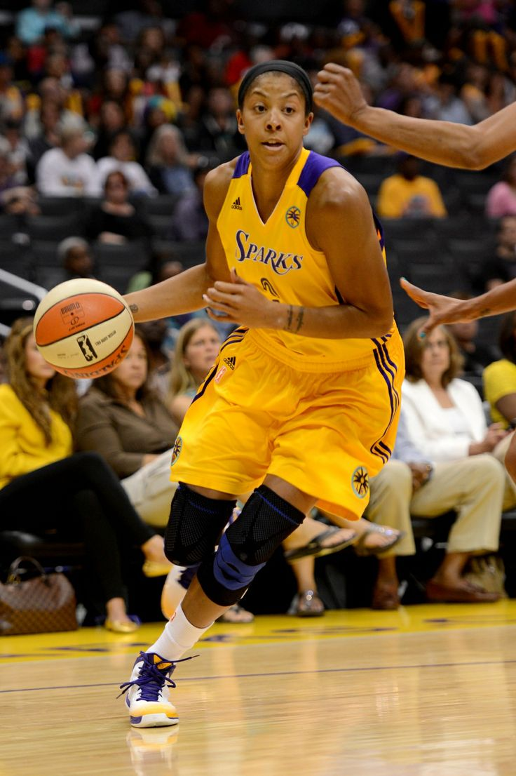 Candace Parker Is Pregnant 9