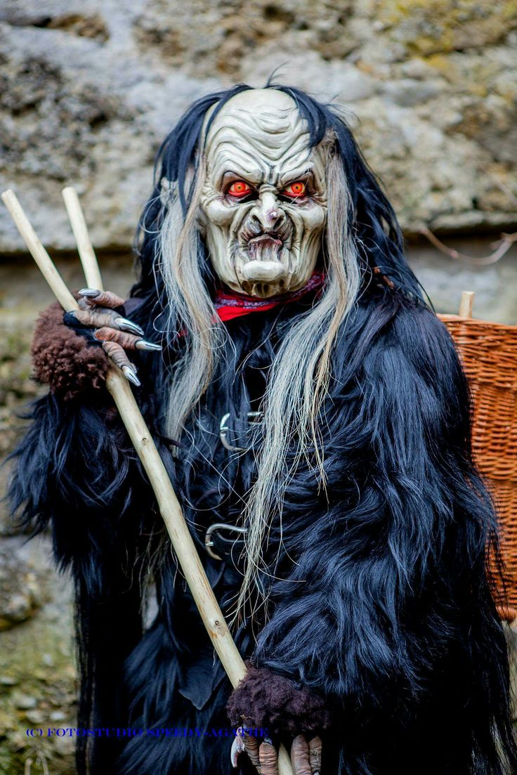 Krampus costume for sale - Holiday Ideas Horror
