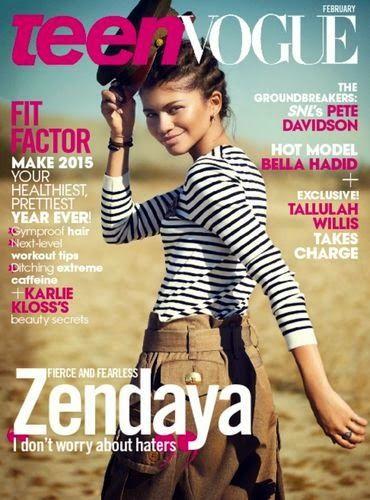 Zendaya - Teen Vogue