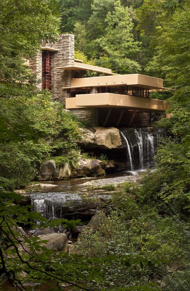 17 best images about fallingwater on pinterest models villas and miniature. Black Bedroom Furniture Sets. Home Design Ideas