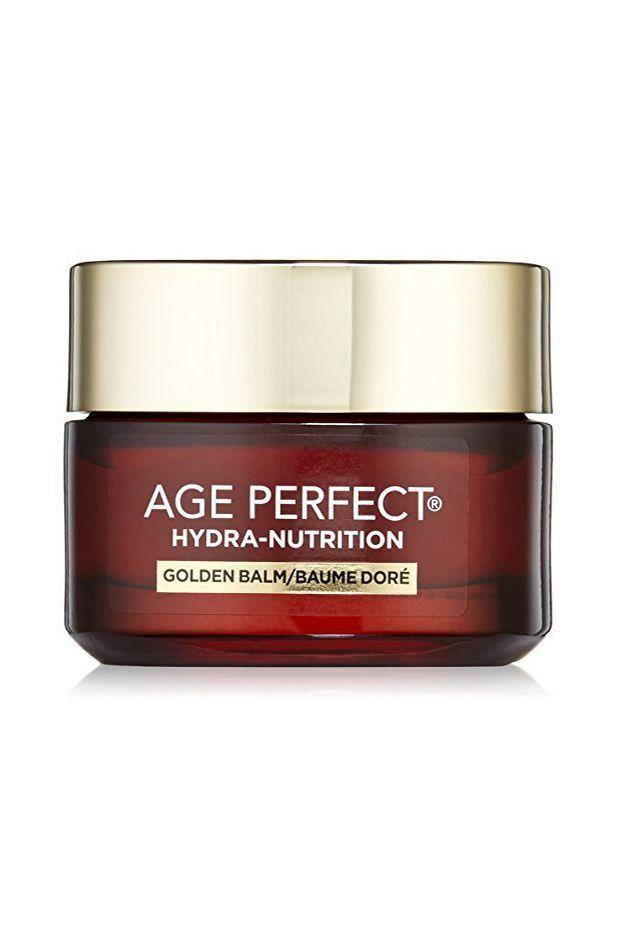 L'Oreal Paris Age Perfect Hydra-Nutrition Golden Balm Face, Neck & Chestgoodhousemag