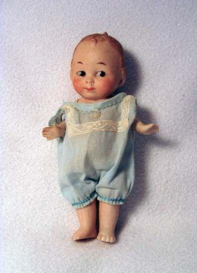 VINTAGE ANTIQUE ADORABLE HERTWIG GERMAN SPRITE BISQUE DOLL #11040**WOW!! | Dolls & Bears, Dolls, Antique (Pre-1930) | eBay!