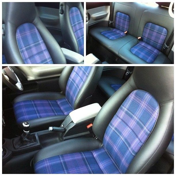 97 best images about tartan car interiors on pinterest upholstery vw forum and tartan plaid. Black Bedroom Furniture Sets. Home Design Ideas