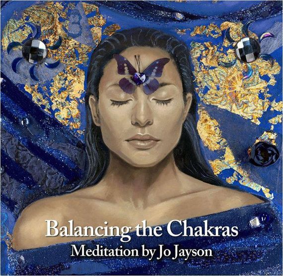 Chakra meditation CD  28 mins creative visualization mediation with music $11