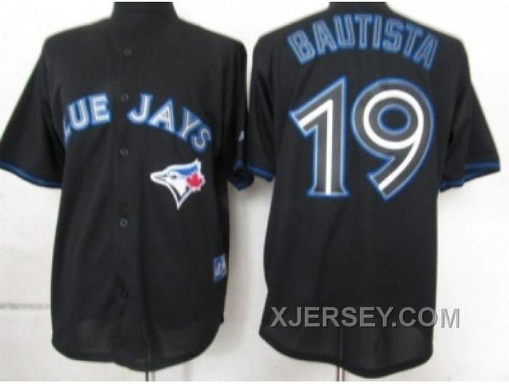 http://www.xjersey.com/discount-mlb-toronto-blue-jays-19-bautista-black-fashionbautista.html DISCOUNT MLB TORONTO BLUE JAYS #19 BAUTISTA BLACK FASHION[BAUTISTA] Only $34.00 , Free Shipping!