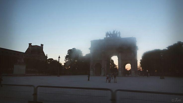 Sep 2013 Joei in Paris, France