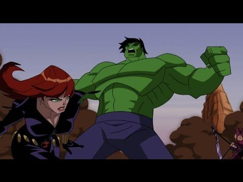 Incredible Hulk Full Movie ✰ღ✰ Hulk Cartoon Series 2014 - PART7 (Ep13,14...