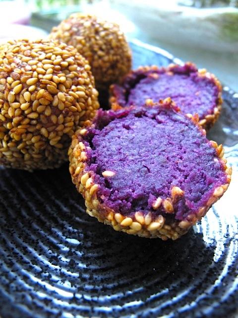 Purple Sweet-Potato Murasaki Imo