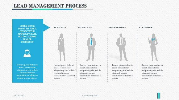 Lead Management Process Pp