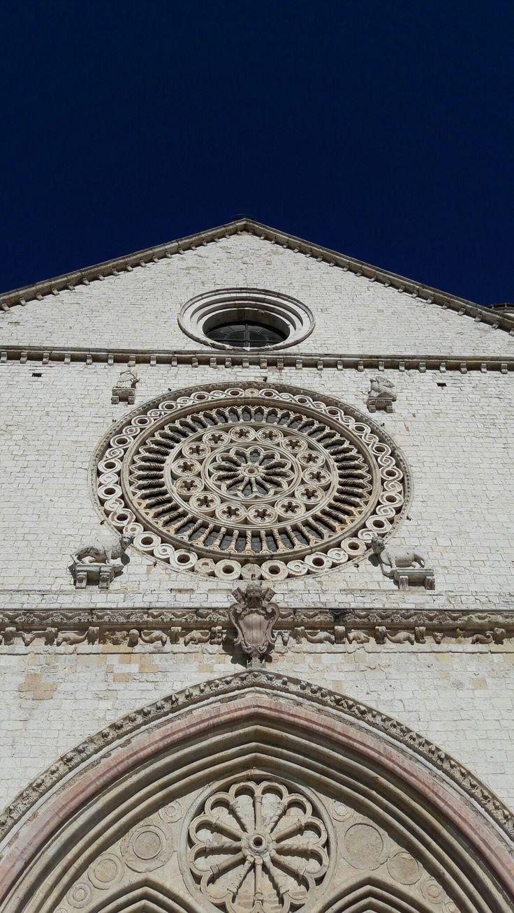 Basilica Superiore, Assisi.