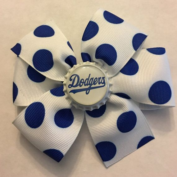 Check out this item in my Etsy shop https://www.etsy.com/listing/514356699/handmade-los-angeles-dodgers-baseball