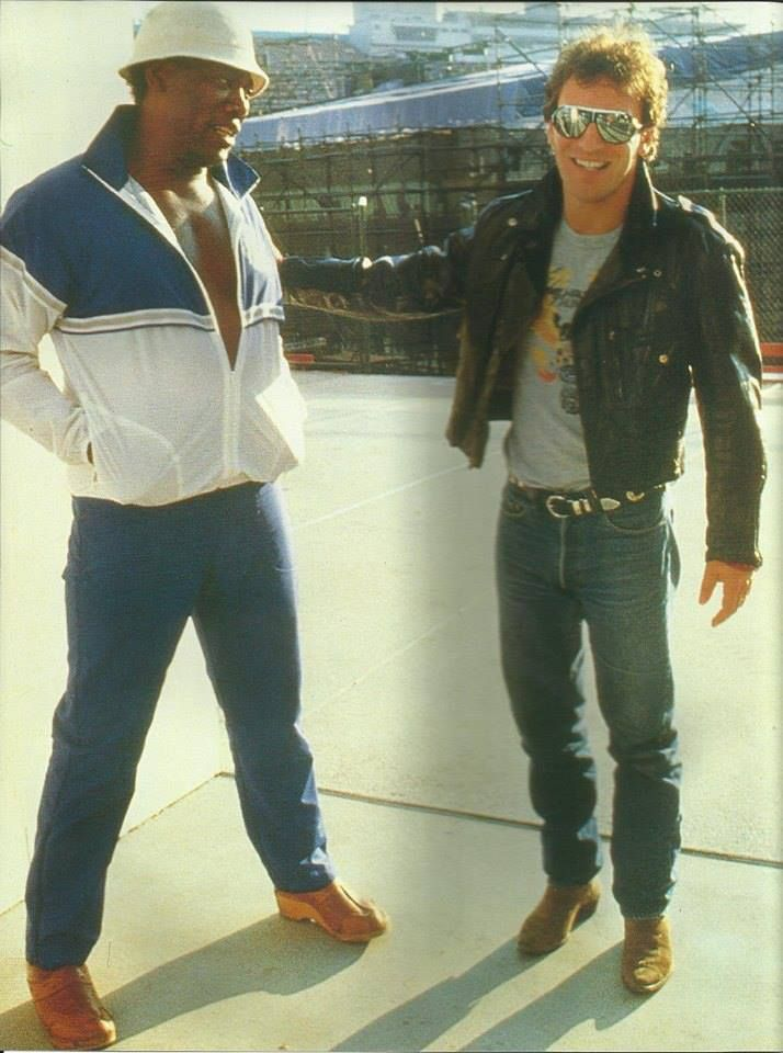 Bruce and Clarence