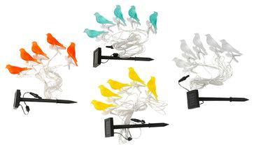 Solvinden Solar-Powered Light Chain - eclectic - outdoor lighting - IKEA
